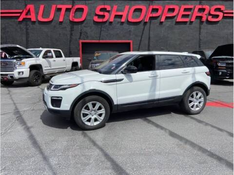 2016 Land Rover Range Rover Evoque for sale at AUTO SHOPPERS LLC in Yakima WA