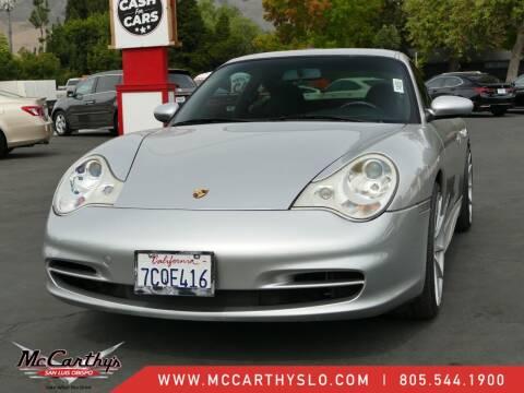 2004 Porsche 911 for sale at McCarthy Wholesale in San Luis Obispo CA