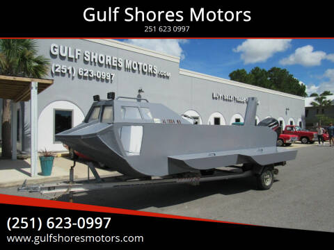 2011 HOMEMADE HOMEMADE for sale at Gulf Shores Motors in Gulf Shores AL