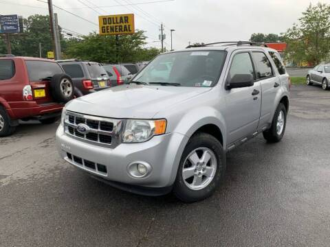 2010 Ford Escape for sale at Diana Rico LLC in Dalton GA
