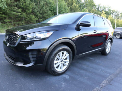 2019 Kia Sorento for sale at RUSTY WALLACE KIA OF KNOXVILLE in Knoxville TN