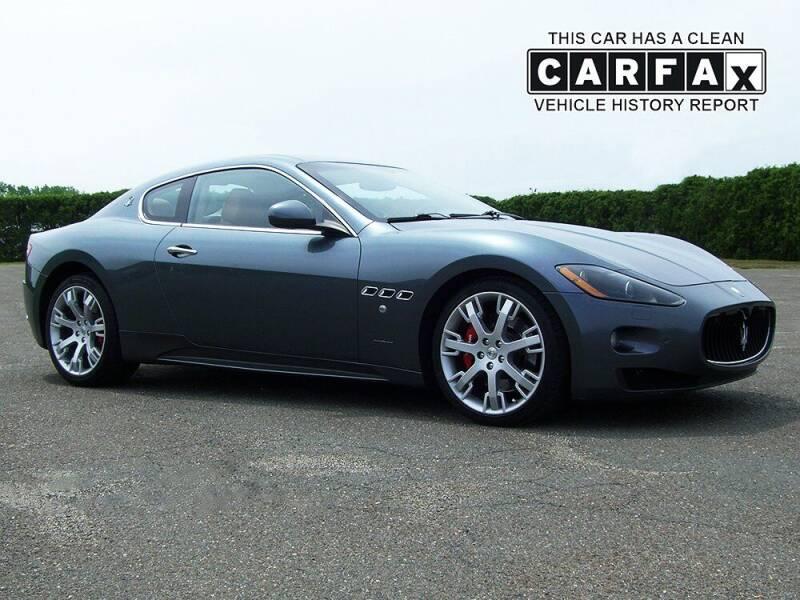 2009 Maserati GranTurismo for sale at Atlantic Car Company in East Windsor CT