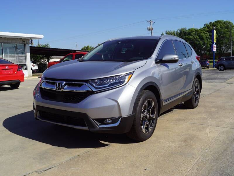 2018 Honda CR-V for sale at Kansas Auto Sales in Wichita KS