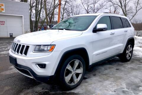 2014 Jeep Grand Cherokee for sale at Top Line Import of Methuen in Methuen MA
