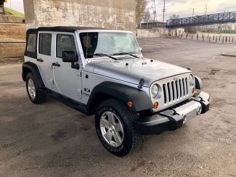 2007 Jeep Wrangler Unlimited for sale at Marigold Motors, LLC in Pekin IL