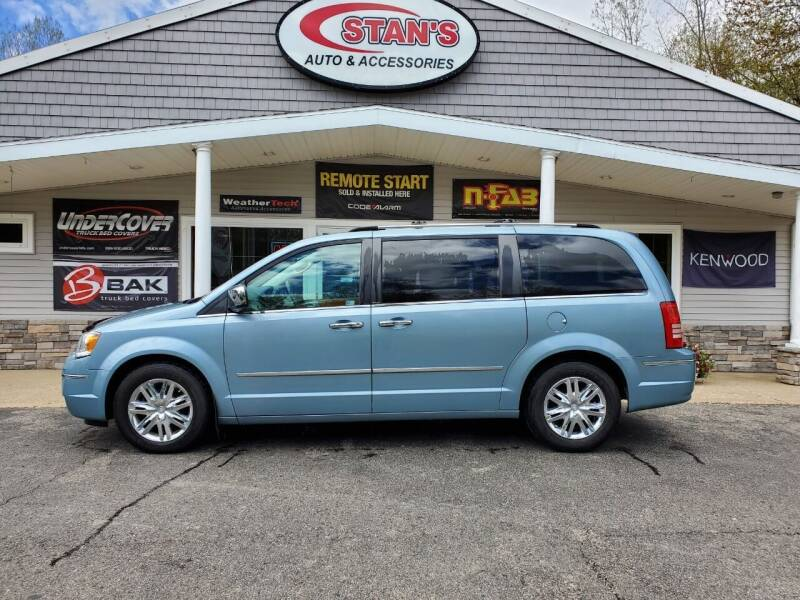 2010 Chrysler Town and Country for sale at Stans Auto Sales in Wayland MI