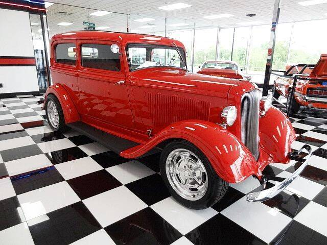 1933 Plymouth SEDAN for sale at Wagner's Classic Cars in Bonner Springs KS