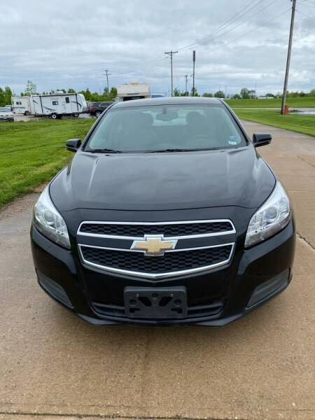 2013 Chevrolet Malibu for sale at MJ'S Sales in Foristell MO
