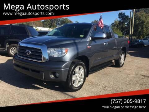2007 Toyota Tundra for sale at Mega Autosports in Chesapeake VA