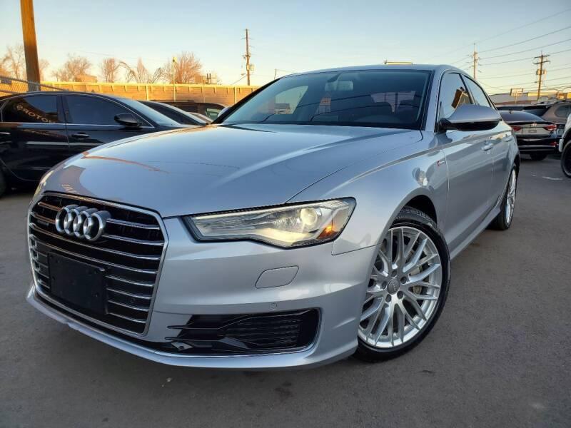 2016 Audi A6 for sale at LA Motors LLC in Denver CO