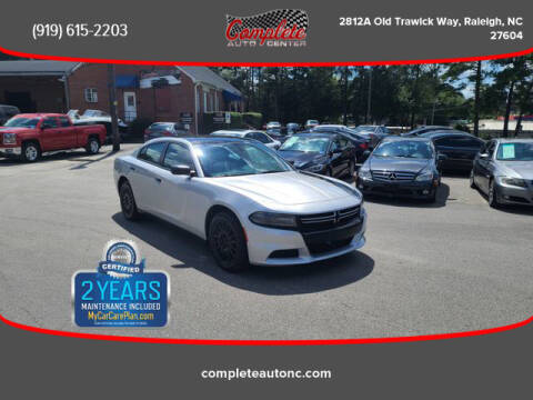 2016 Dodge Charger for sale at Complete Auto Center , Inc in Raleigh NC