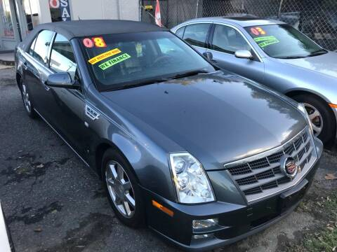 2008 Cadillac STS for sale at Coliseum Auto Sales & SVC in Charlotte NC