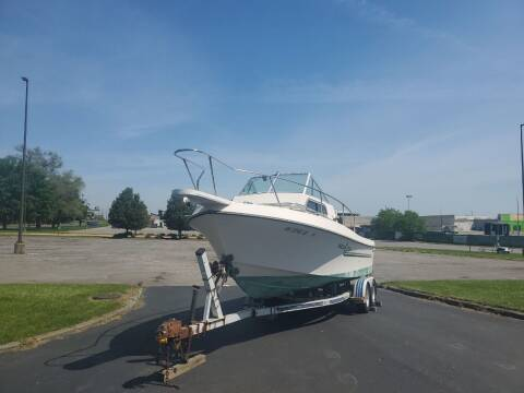 1989 SEA OX 230C for sale at Boardman Auto Exchange in Youngstown OH