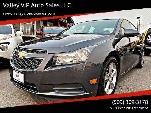 2013 Chevrolet Cruze for sale at Valley VIP Auto Sales LLC - Valley VIP Auto Sales - E Sprague in Spokane Valley WA