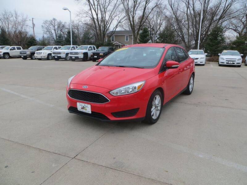 2015 Ford Focus for sale at Aztec Motors in Des Moines IA