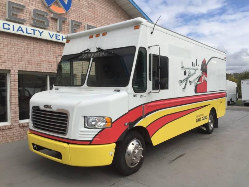2008 Freightliner Matco Tool Truck Step Van for sale at Western Specialty Vehicle Sales in Braidwood IL