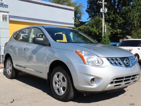 2011 Nissan Rogue for sale at Paradise Motor Sports LLC in Lexington KY