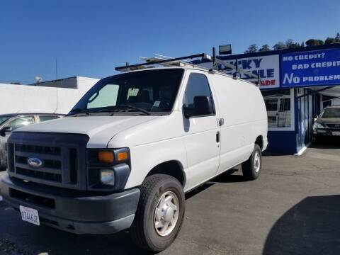 2012 Ford E-Series Cargo for sale at Lucky Auto Sale in Hayward CA