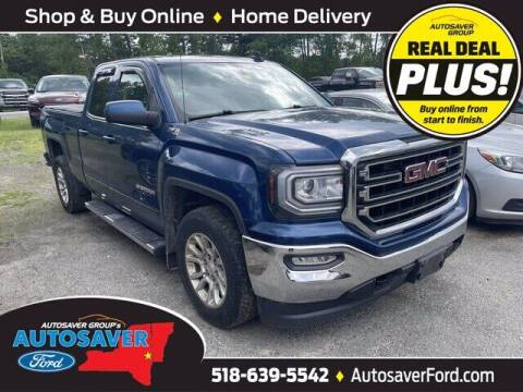 2016 GMC Sierra 1500 for sale at Autosaver Ford in Comstock NY