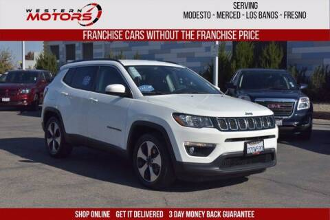 2018 Jeep Compass for sale at Choice Motors in Merced CA