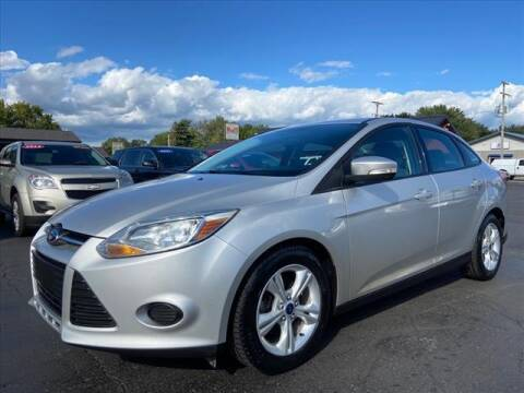 2014 Ford Focus for sale at HUFF AUTO GROUP in Jackson MI