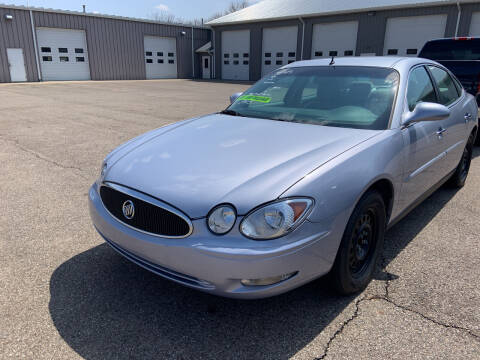 2005 Buick LaCrosse for sale at Blake Hollenbeck Auto Sales in Greenville MI