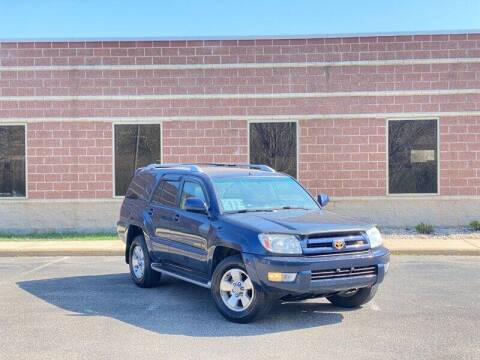2003 Toyota 4Runner for sale at A To Z Autosports LLC in Madison WI