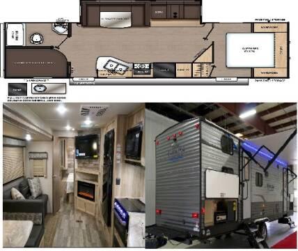 2021 Coachmen Catalina 263BHS