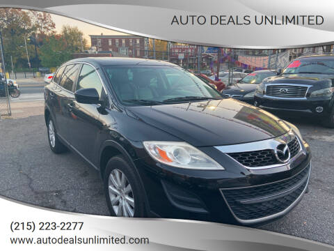 2010 Mazda CX-9 for sale at AUTO DEALS UNLIMITED in Philadelphia PA
