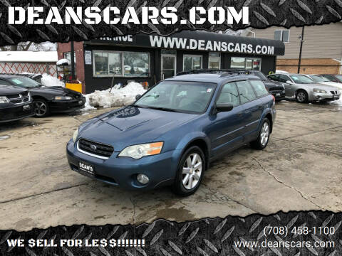 2006 Subaru Outback for sale at DEANSCARS.COM in Bridgeview IL