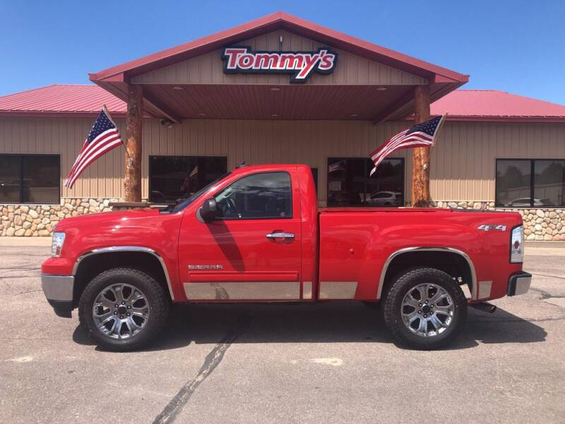 2009 GMC Sierra 1500 for sale at Tommy's Car Lot in Chadron NE