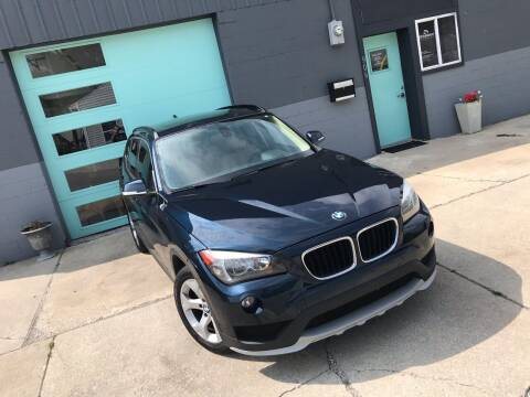 2015 BMW X1 for sale at Enthusiast Autohaus in Sheridan IN