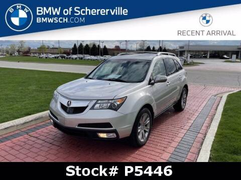 2011 Acura MDX for sale at BMW of Schererville in Shererville IN
