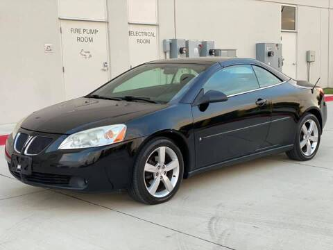 2006 Pontiac G6 for sale at Executive Auto Sales DFW in Arlington TX