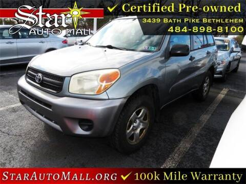 2005 Toyota RAV4 for sale at STAR AUTO MALL 512 in Bethlehem PA