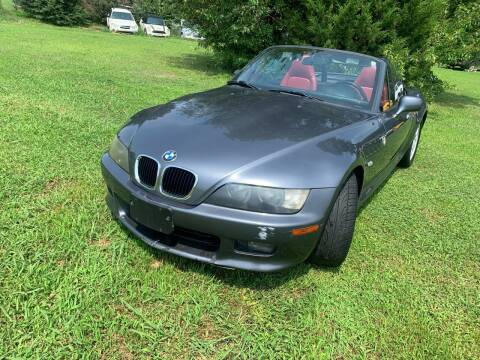 2000 BMW Z3 for sale at Samet Performance in Louisburg NC