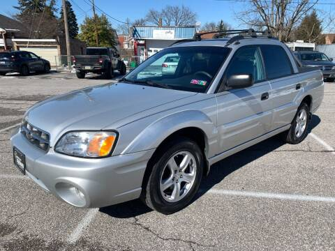 2006 Subaru Baja for sale at On The Circuit Cars & Trucks in York PA