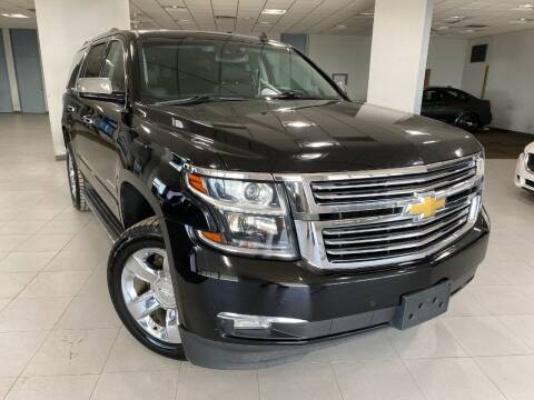 2015 Chevrolet Tahoe for sale at Auto Mall of Springfield in Springfield IL