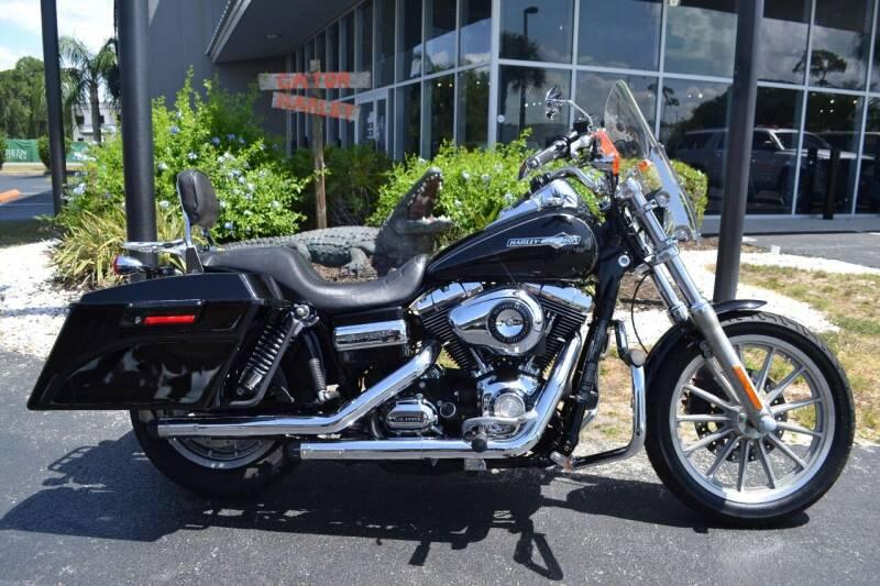 2012 Harley-Davidson FXDC-Dyna Super Glide Custom