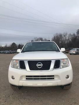 2011 Nissan Pathfinder for sale at CAR CORNER in Van Buren AR