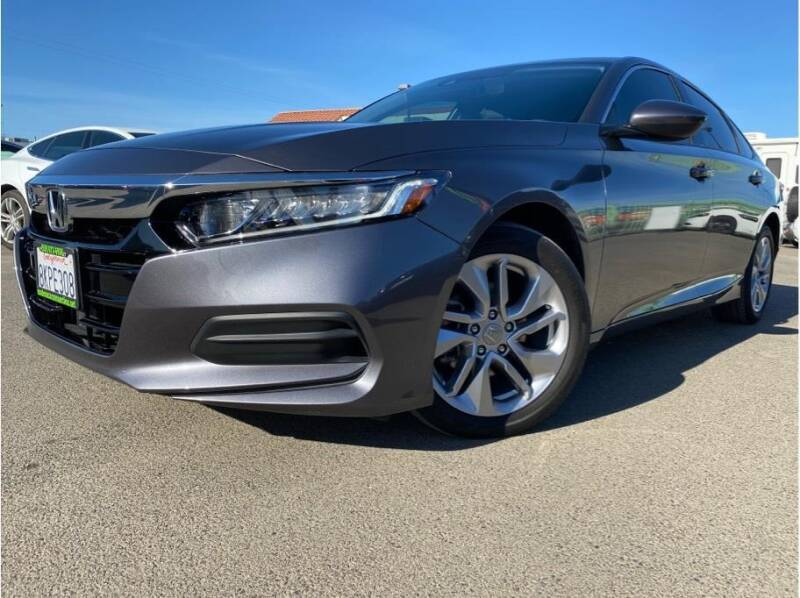 2018 Honda Accord for sale at MADERA CAR CONNECTION in Madera CA