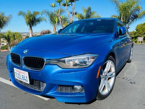 2015 BMW 3 Series for sale at Bozzuto Motors in San Diego CA