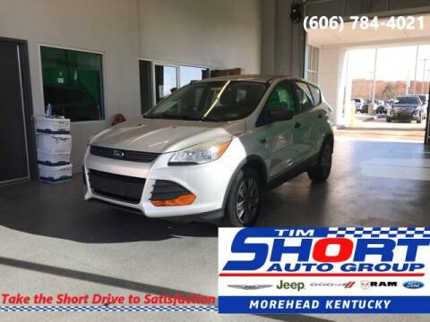 2013 Ford Escape for sale at Tim Short Chrysler in Morehead KY