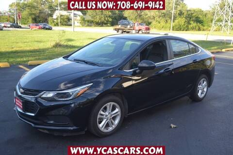 2018 Chevrolet Cruze for sale at Your Choice Autos - Crestwood in Crestwood IL