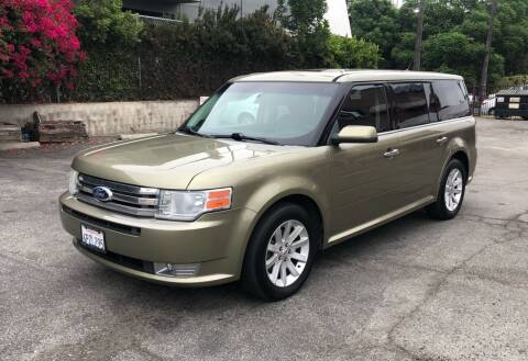 2012 Ford Flex for sale at Eden Motor Group in Los Angeles CA