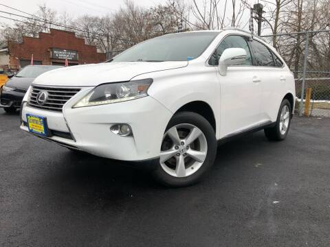 2013 Lexus RX 350 for sale at Elis Motors in Irvington NJ