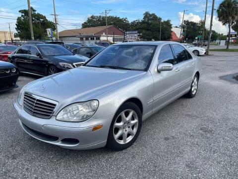 2006 Mercedes-Benz S-Class for sale at CHECK AUTO, INC. in Tampa FL