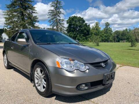 2003 Acura RSX for sale at 100% Auto Wholesalers in Attleboro MA