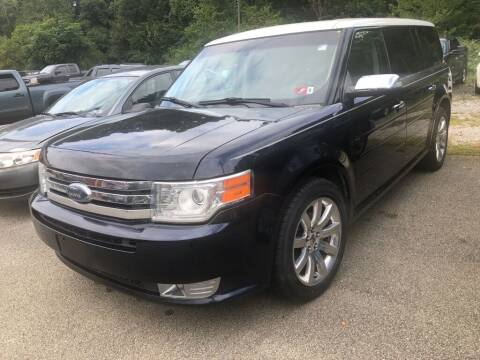 2009 Ford Flex for sale at Elite Motors in Uniontown PA