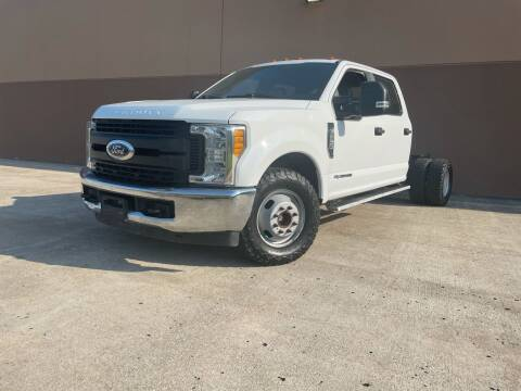 2017 Ford F-350 Super Duty for sale at ALL STAR MOTORS INC in Houston TX